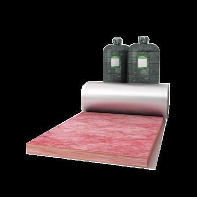 Fletcher Permastop® Building Blanket Insulation – Light Duty Foil