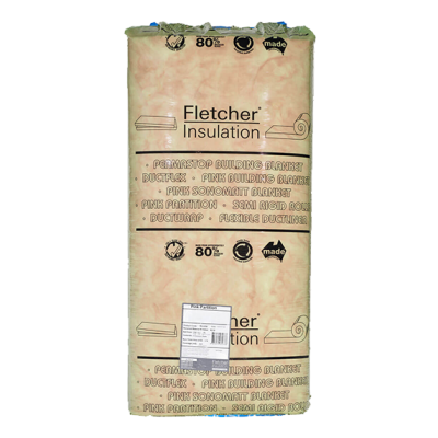 Fletcher Pink® Partition Acoustic Wall Insulation