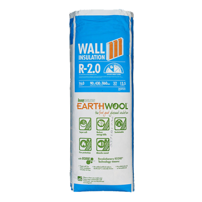 Knauf Earthwool® Thermal Wall Insulation Batts