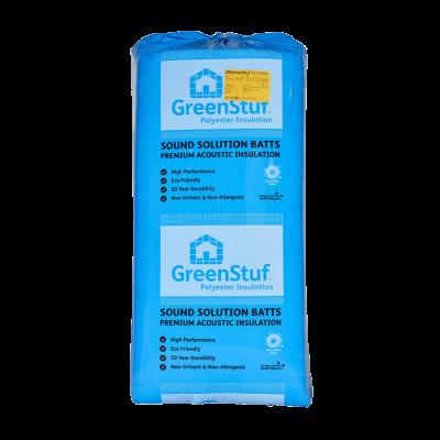 Greenstuf® Polyester Wall Insulation Batts