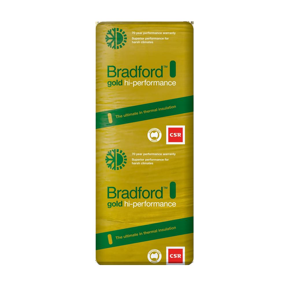 Bradford Gold™ Hi-Performance Acoustic Ceiling Insulation