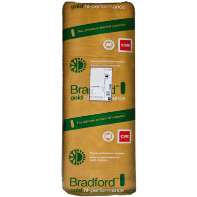 Bradford Gold Batts Hi-Performance Wall Insulation