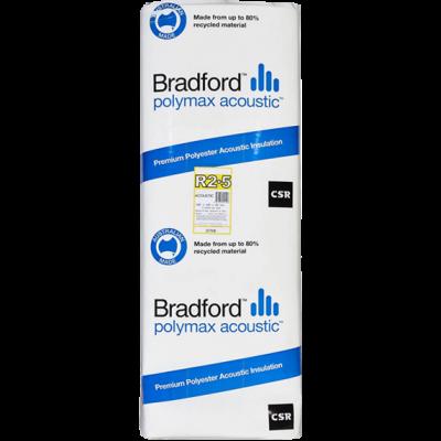 Bradford™ Polymax Acoustic Insulation Batts